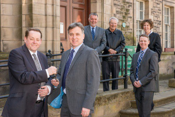 Maxi starts work on Linlithgow Partnership Centre