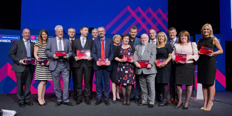 Cruden Homes named Home Builder of the Year