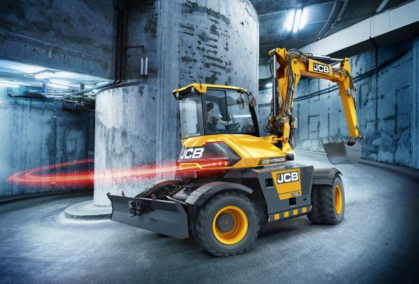 JCB profits and sales down in 2015