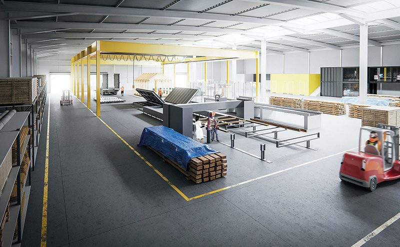 New facility allows Scots construction firms to 'try before they buy'